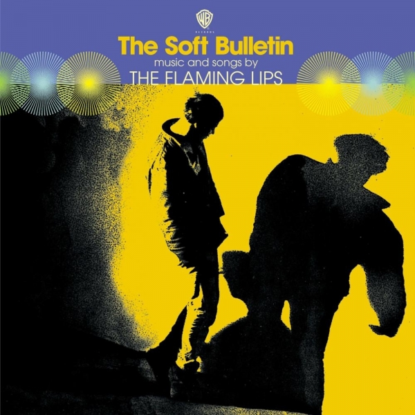 The Flaming Lips The Soft Bulletin cover art