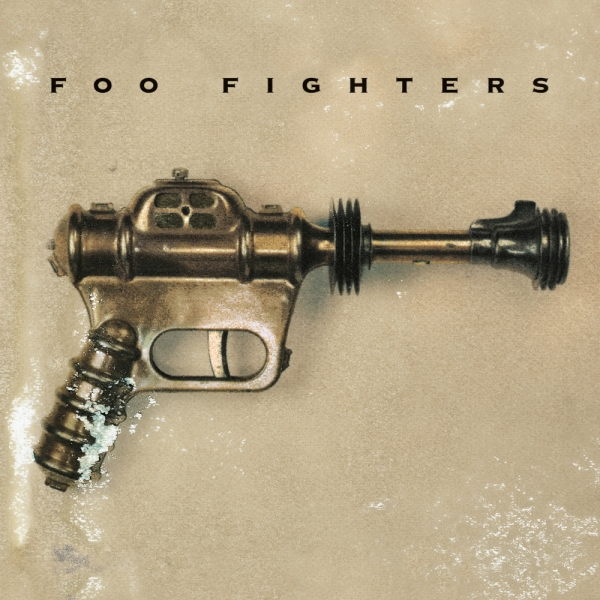 Foo Fighters Foo Fighters cover art