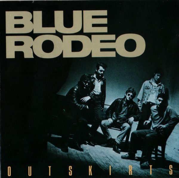Blue Rodeo Outskirts cover art