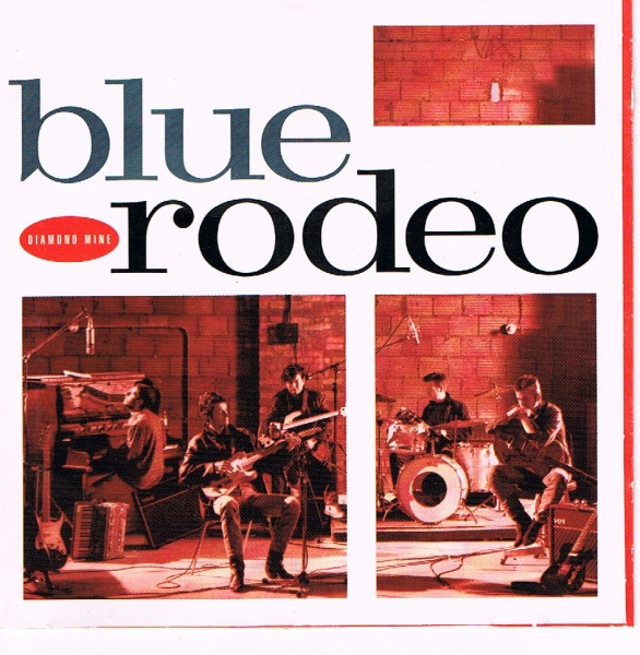 Blue Rodeo Diamond Mine cover art