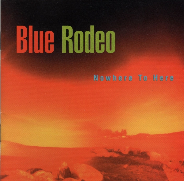 Blue Rodeo  cover art