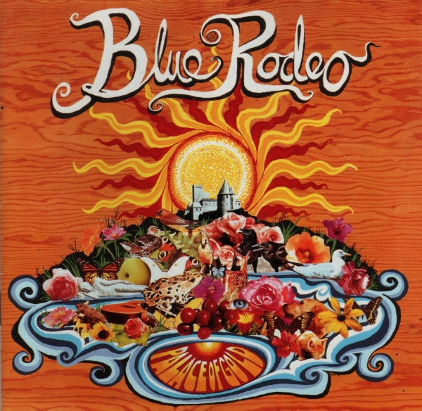 Blue Rodeo Palace of Gold cover art