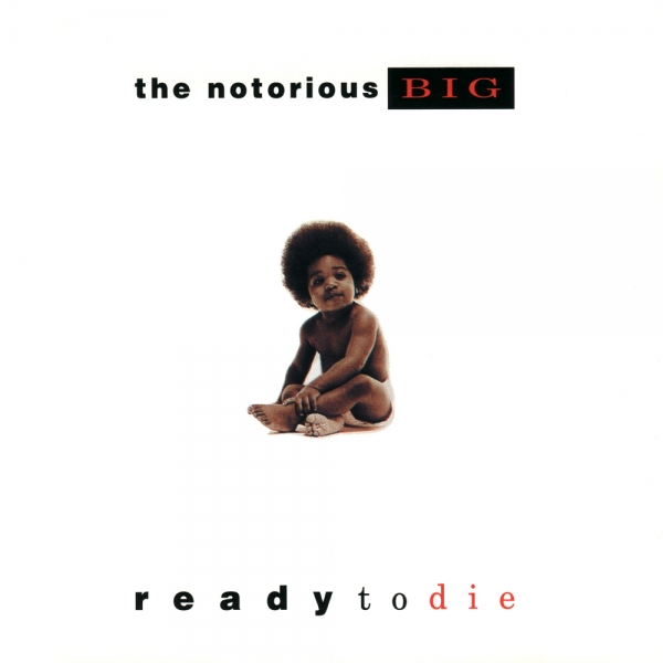 The Notorious B.I.G. Ready to Die cover art
