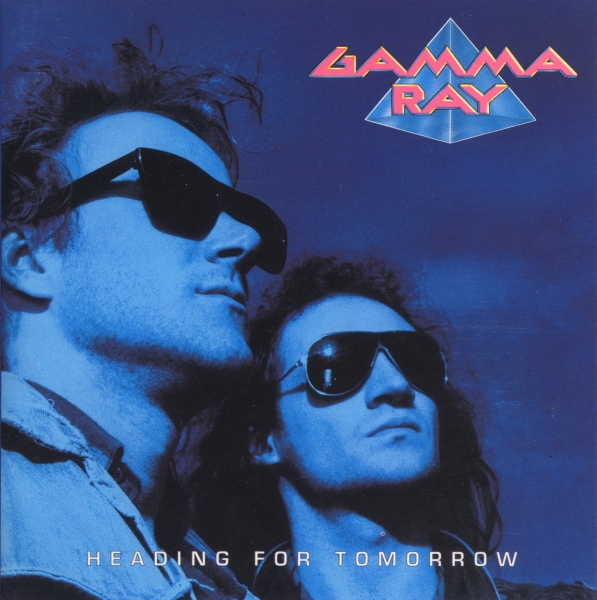 Gamma Ray Heading for Tomorrow cover art