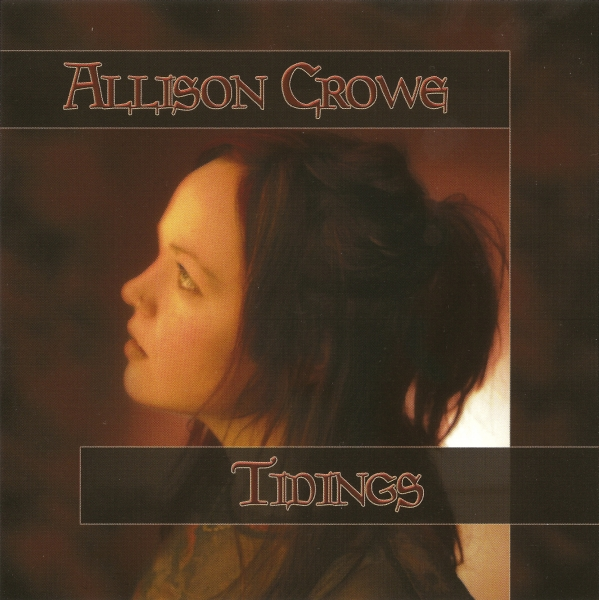 Allison Crowe Tidings cover art