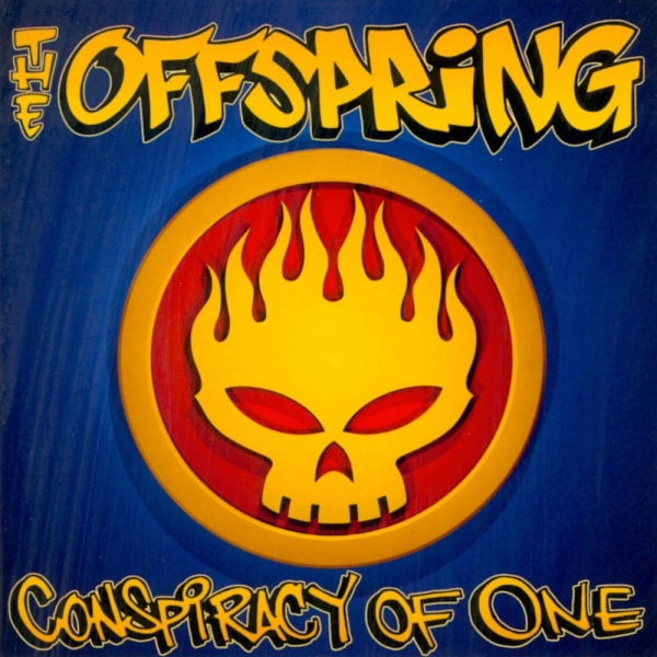 The Offspring Conspiracy of One cover art