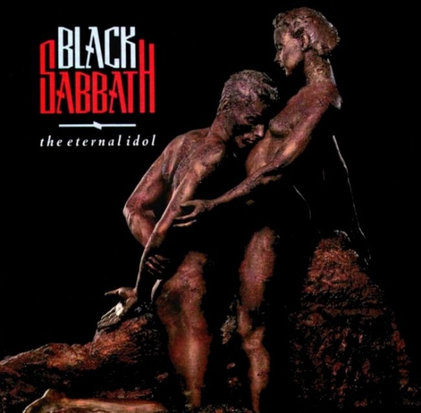 Black Sabbath The Eternal Idol cover art