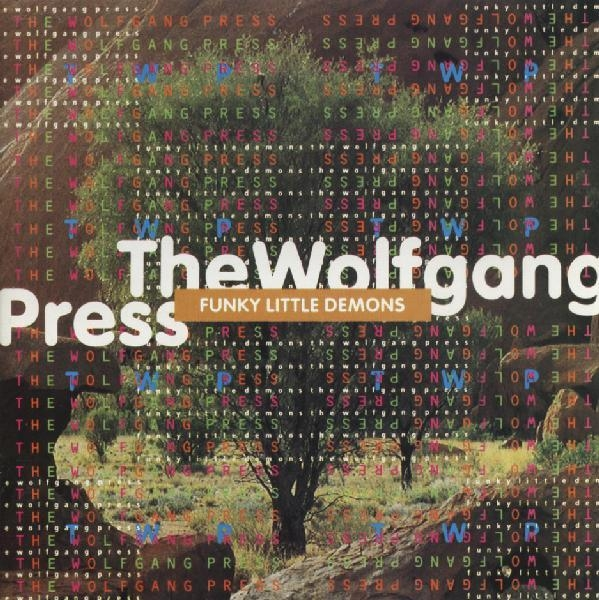 The Wolfgang Press Funky Little Demons Cover Art