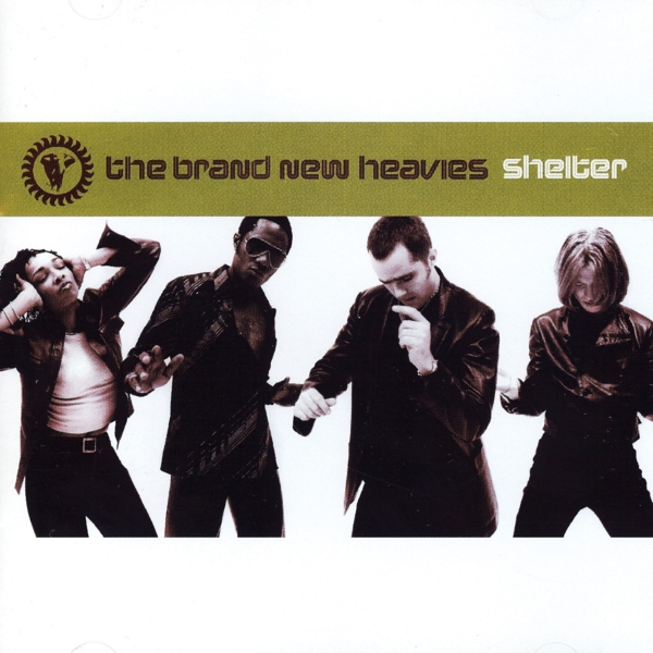 The Brand New Heavies Shelter Cover Art