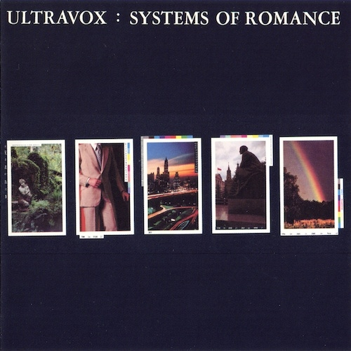 Ultravox Systems of Romance cover art