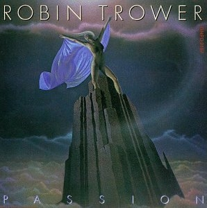 Robin Trower Passion cover art