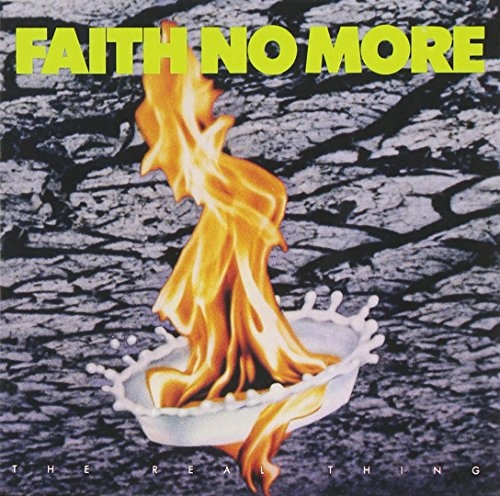 Faith No More The Real Thing cover art