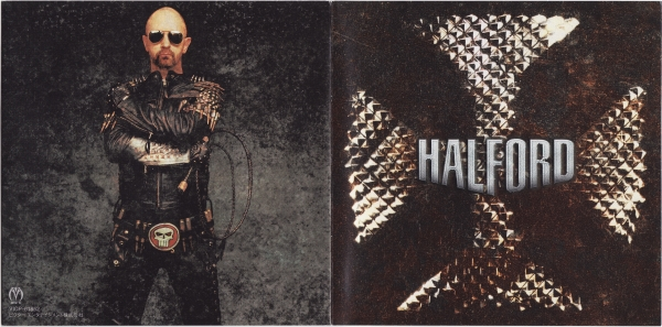 Halford Crucible cover art