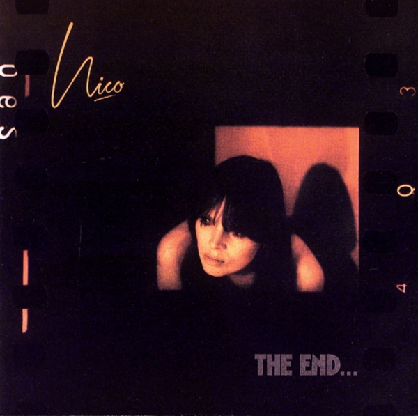 Nico The End... cover art