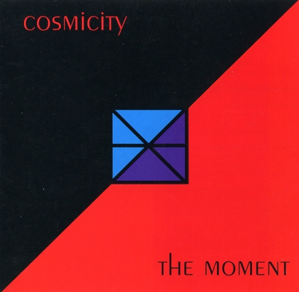Cosmicity The Moment Cover Art