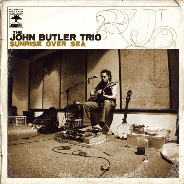 John Butler Trio Sunrise Over Sea cover art
