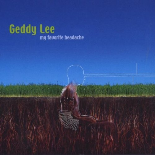 Geddy Lee My Favourite Headache cover art