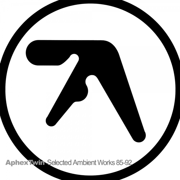 Aphex Twin Selected Ambient Works 85–92 cover art