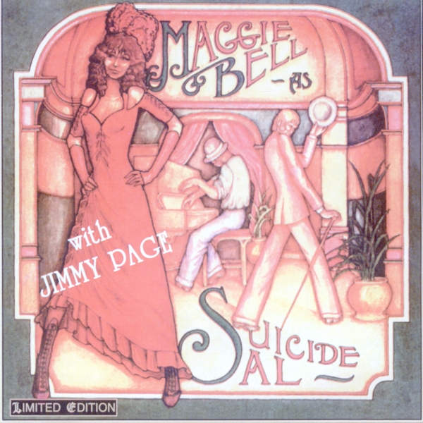 Maggie Bell Suicide Sal cover art
