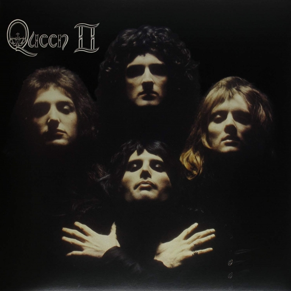 Queen Queen II cover art