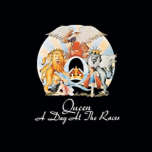 Queen A Day at the Races cover art