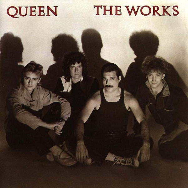 Queen The Works cover art