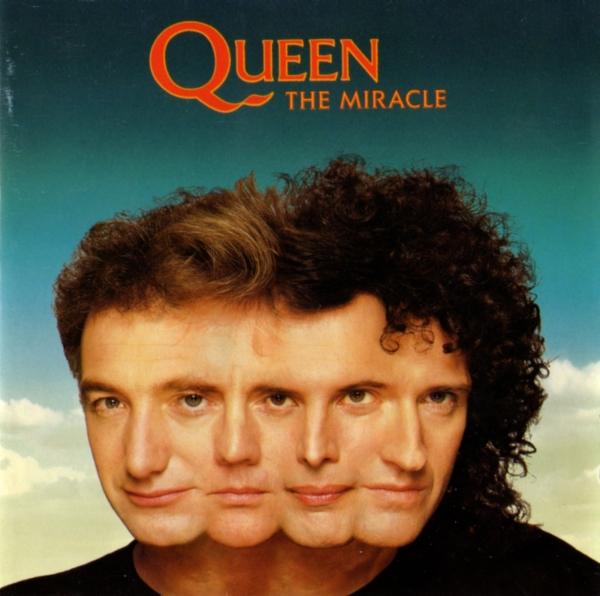 Queen The Miracle cover art