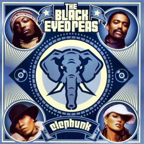 The Black Eyed Peas Elephunk cover art