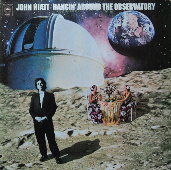 John Hiatt Hangin' Around the Observatory cover art