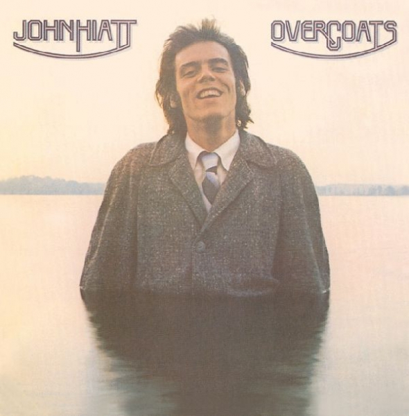 John Hiatt Overcoats Cover Art