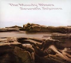 The Moody Blues Seventh Sojourn Cover Art