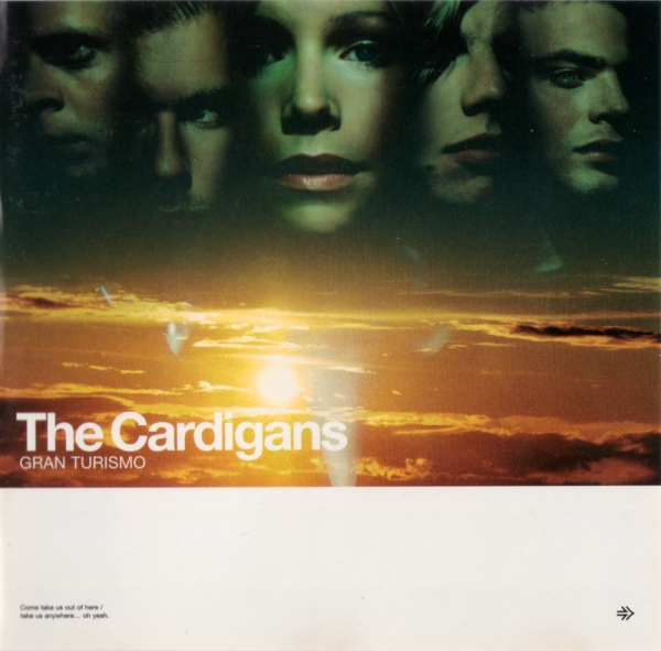The Cardigans Gran Turismo cover art