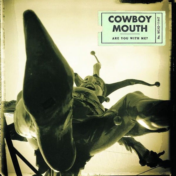 Cowboy Mouth Are You With Me? cover art