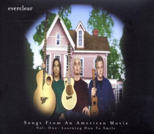 Everclear Songs From an American Movie, Vol. One: Learning How to Smile cover art