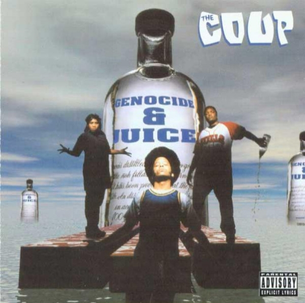 The Coup Genocide & Juice cover art