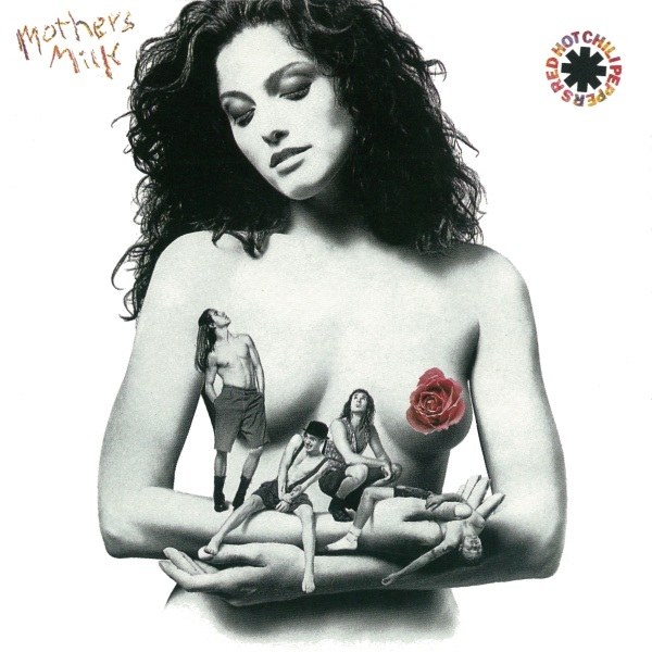 Red Hot Chili Peppers Mother's Milk cover art