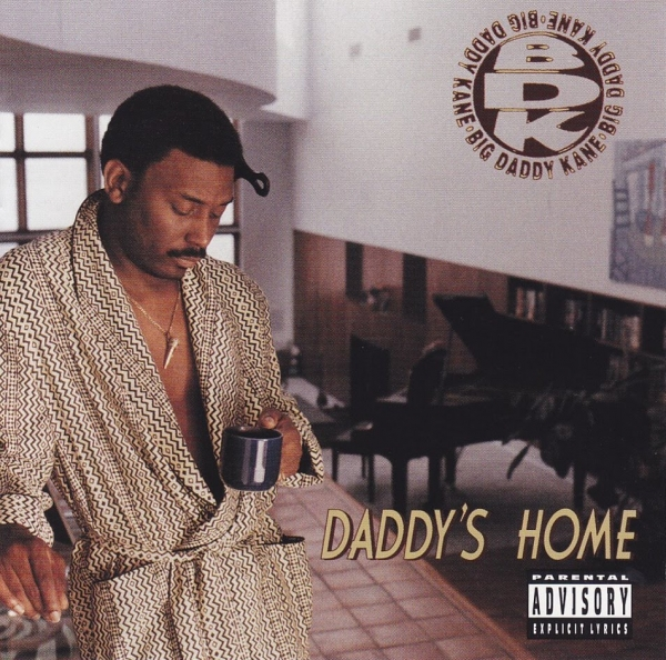 Big Daddy Kane Daddy's Home Cover Art