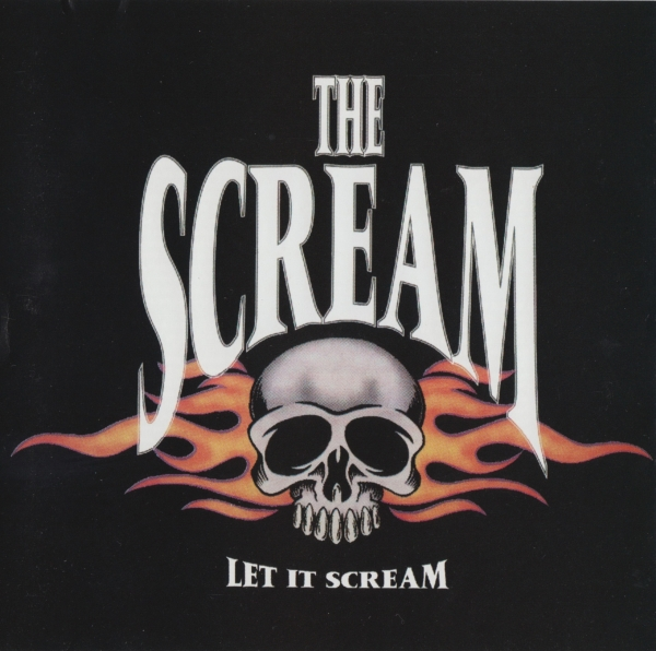 The Scream Let It Scream Cover Art