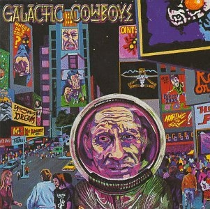 Galactic Cowboys At the End of the Day cover art