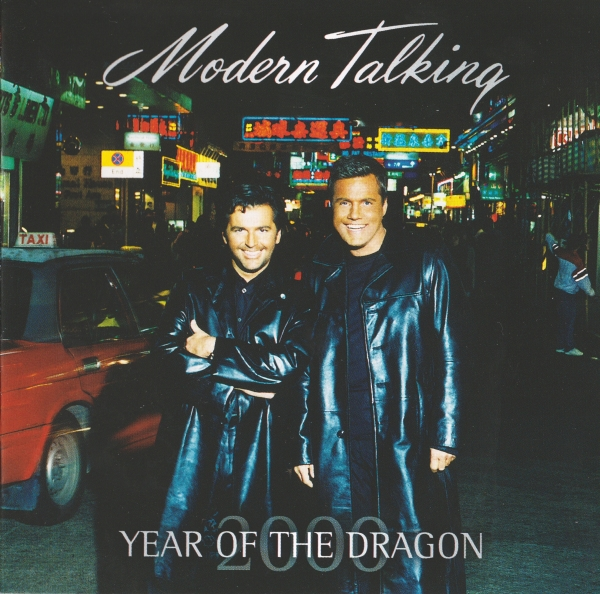 Modern Talking 2000: Year of the Dragon cover art