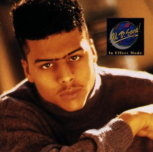 Al B. Sure! In Effect Mode Cover Art