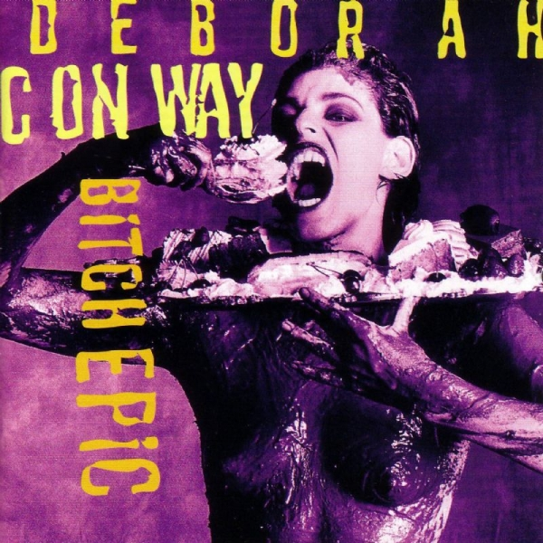 Deborah Conway Bitch Epic cover art