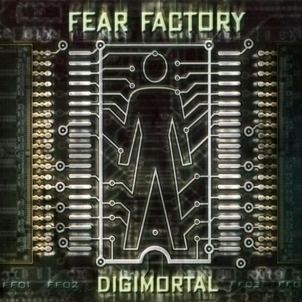 Fear Factory  cover art