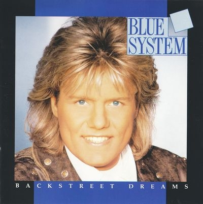 Blue System Backstreet Dreams cover art