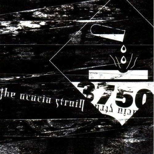 The Acacia Strain 3750 Cover Art