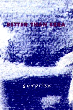 Better Than Ezra Surprise cover art
