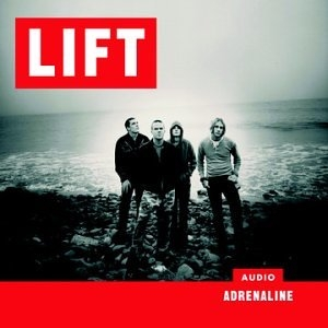 Audio Adrenaline Lift cover art
