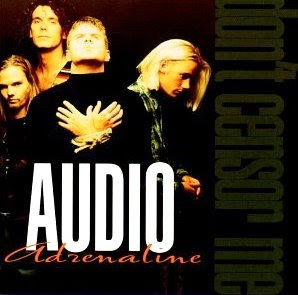 Audio Adrenaline Don't Censor Me cover art