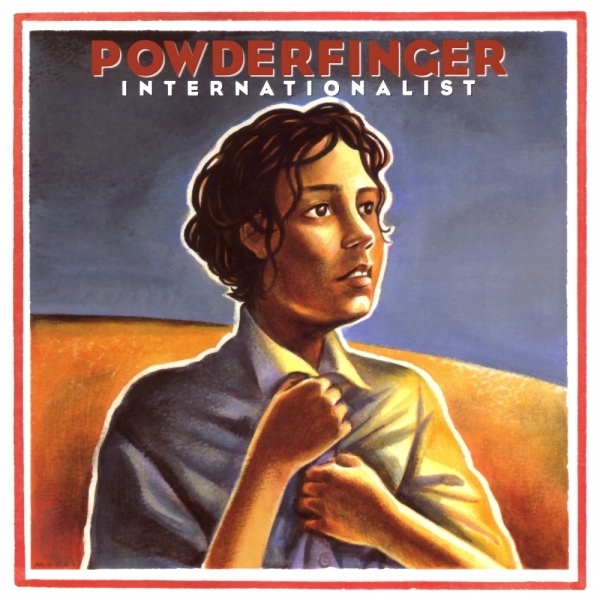 Powderfinger Internationalist cover art