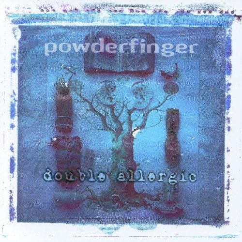 Powderfinger Double Allergic cover art